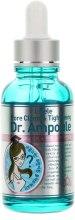 Духи, Парфюмерия, косметика Сыворотка сужающая поры - Lioele Pore Clean & Tightening Dr. Ampoule