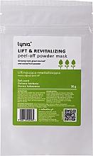 """Духи, Парфюмерия, косметика Маска для лица """"Лифтинг"""" - Lynia Lift & Revitalizing Peel-off Powder Mask"""