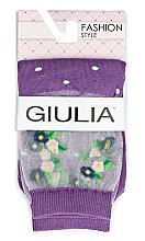 """Духи, Парфюмерия, косметика Носки """"WSM-015"""", calzino lavander - Giulia"""