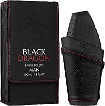 Sterling Parfums Black Dragon - Туалетна вода — фото N2
