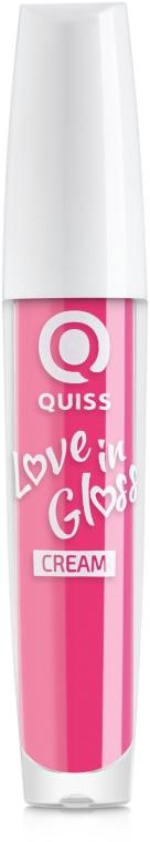 Блеск для губ - Quiss Love in Gloss Cream