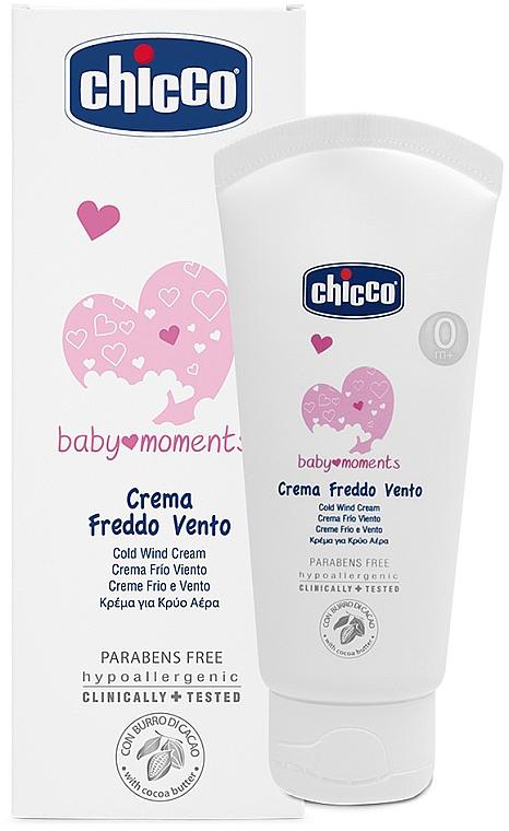 Крем от обветривания - Chicco Baby Moments Cold Wind Cream