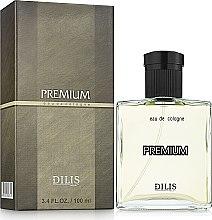 Духи, Парфюмерия, косметика Dilis Parfum Eau de Cologne Premium - Одеколон