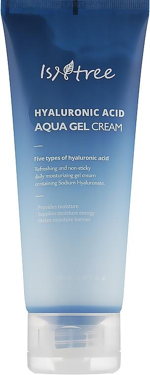 Гель-крем увлажняющий гиалуроновый - Isntree Hyaluronic Acid Aqua Gel Cream