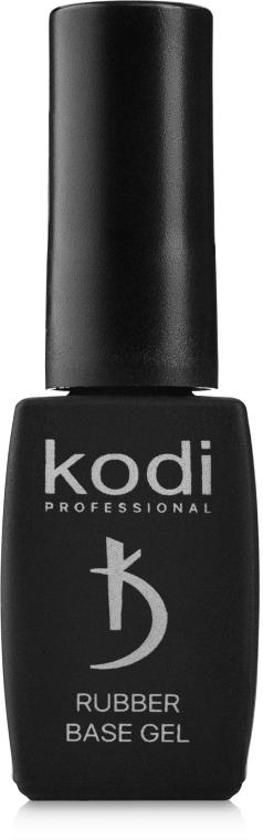 Каучуковая база для гель-лака - Kodi Professional Rubber base Gel White