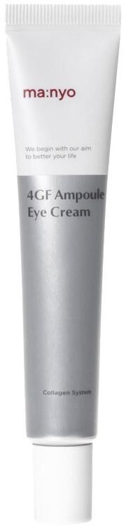Увлажняющий крем для кожи вокруг глаз с подтягивающим эффектом - Manyo Factory 4GF Ampoule Eye Cream (мини)
