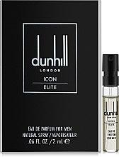 Духи, Парфюмерия, косметика Alfred Dunhill London Icon Elite - Парфюмированная вода (пробник)