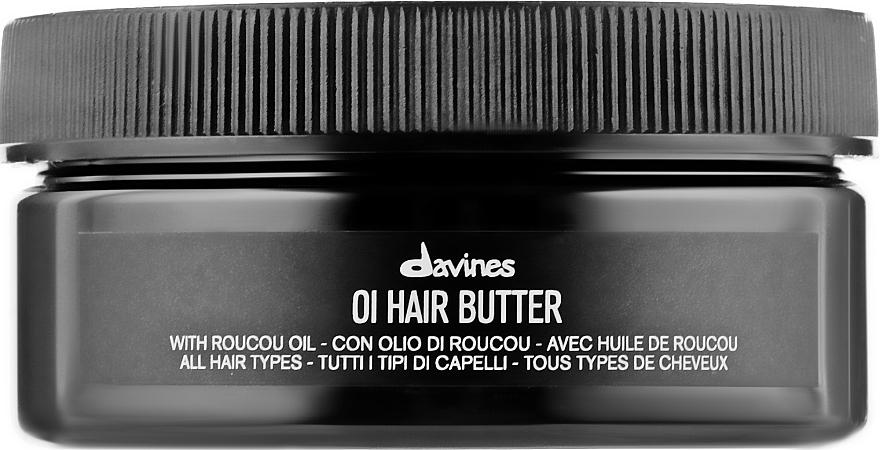 Питательное масло для абсолютной красоты волос - Davines OI Hair Butter
