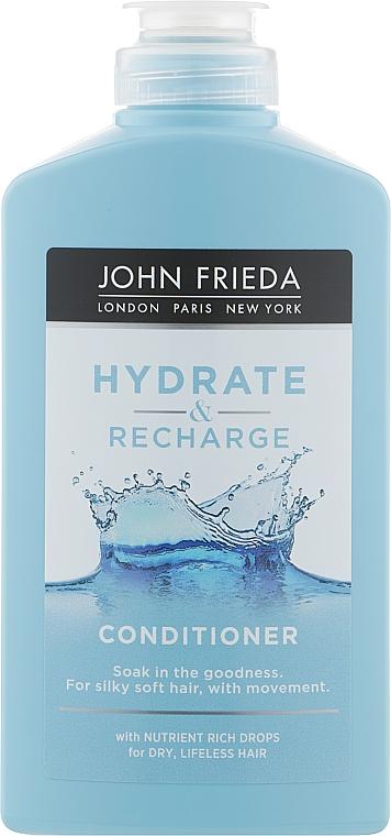 Кондиционер для сухих волос - John Frieda Hydrate & Recharge Conditioner