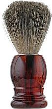 Духи, Парфюмерия, косметика Помазок для бритья, коричневый - Organique