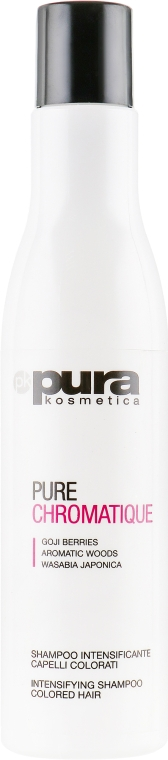 Шампунь для окрашенных волос - Pura Kosmetica Chromatique Shampoo