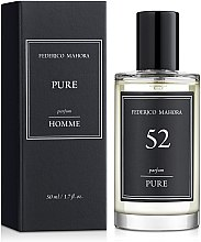 Духи, Парфюмерия, косметика Federico Mahora Pure 52 - Парфюмированная вода с феромонами
