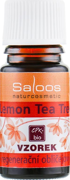 """Регенерирующее масло """"Лимонное чайное дерево"""" - Saloos (пробник)"""