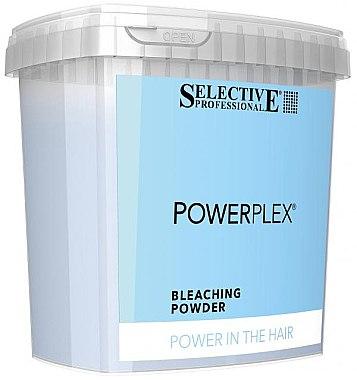 Обесцвечивающий порошок для волос - Selective Professional Powerplex