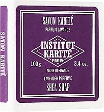 """Духи, Парфюмерия, косметика Мыло """"Лаванда"""" - Institut Karite Lavande Shea Soap"""