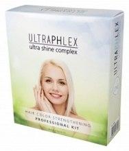 Духи, Парфюмерия, косметика Набор для защиты и восстановления волос - Ultraphlex Ultra Shine Complex