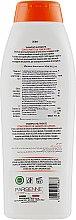 Деликатный шампунь для любого типа волос с экстрактом семян льна - Parisienne Italia Lin Exance Shampoo — фото N2