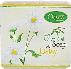 """Духи, Парфюмерия, косметика Натуральное оливковое мыло """"Маргаритка"""" - Olivos Herbs & Fruits Daisy Soap"""