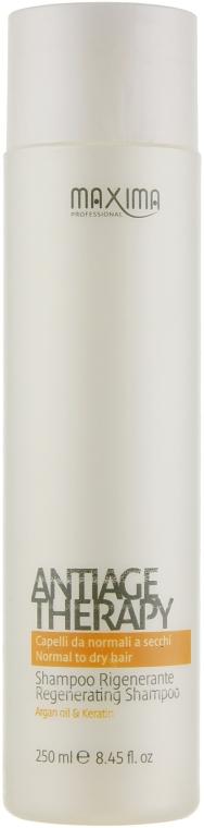 Восстанавливающий шампунь - Maxima Antiage Therapy Shampoo