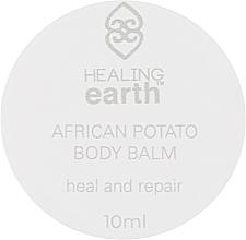 """Духи, Парфюмерия, косметика Бальзам для тела и лица """"Африканский картофель"""" - Healing Earth African Potato Face and Body Balm"""