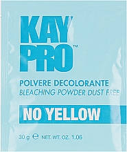 Духи, Парфюмерия, косметика Порошок для осветления волос, голубой - KayPro Bleach Powder