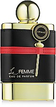 Парфумерія, косметика Armaf Le Femme - Парфумована вода