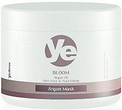 Духи, Парфюмерия, косметика Аргановая маска для волос - Yellow Bloom Argan Mask