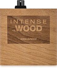 Духи, Парфюмерия, косметика DSQUARED2 Intense He Wood - Туалетная вода (тестер без крышечки)