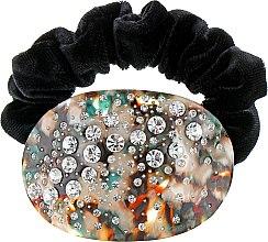 """Духи, Парфюмерия, косметика Резинка для волос """"Велюр"""", 1010, разноцветная - Элита"""
