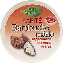 Парфумерія, косметика Бальзам для губ з маслом ши - Bione Cosmetics Lip Balm