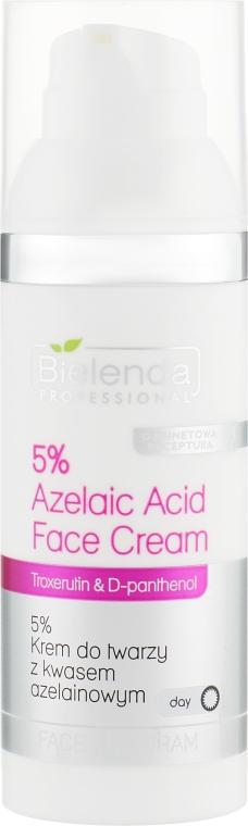 Крем для лица с 5% азелаиновой кислотой - Bielenda Professional Face Program 5% Azelaic Acid Face Cream