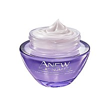 Духи, Парфюмерия, косметика Крем для контура лица дневной - Avon Anew Platinum Day Cream 55+