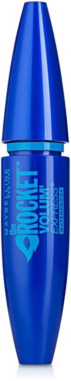 Тушь для ресниц - Maybelline New York Volum Express The Rocket Waterproof