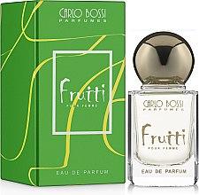 Духи, Парфюмерия, косметика Carlo Bossi Fruiti - Парфюмированная вода (мини)