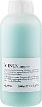 Духи, Парфюмерия, косметика Шампунь для придания блеска и защиты цвета волос - Davines Minu Shampoo