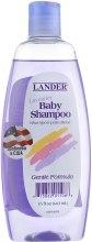 Духи, Парфюмерия, косметика Детский шампунь с лавандой - Lander Lavender Baby Shampoo