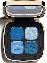Духи, Парфюмерия, косметика Тени для век 4-цветные - Artdeco Claudia Schiffer Quad Eye Shadow