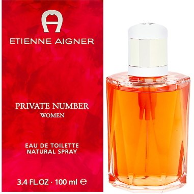 Aigner Private Number - Туалетная вода