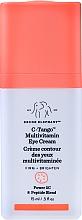 Духи, Парфюмерия, косметика Крем для глаз - Drunk Elephant C-Tango Multivitamin Eye Cream