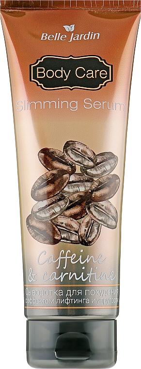 Сыворотка для похудения - Belle Jardin Body Care Caffeine & Carnitine Slimming Serum