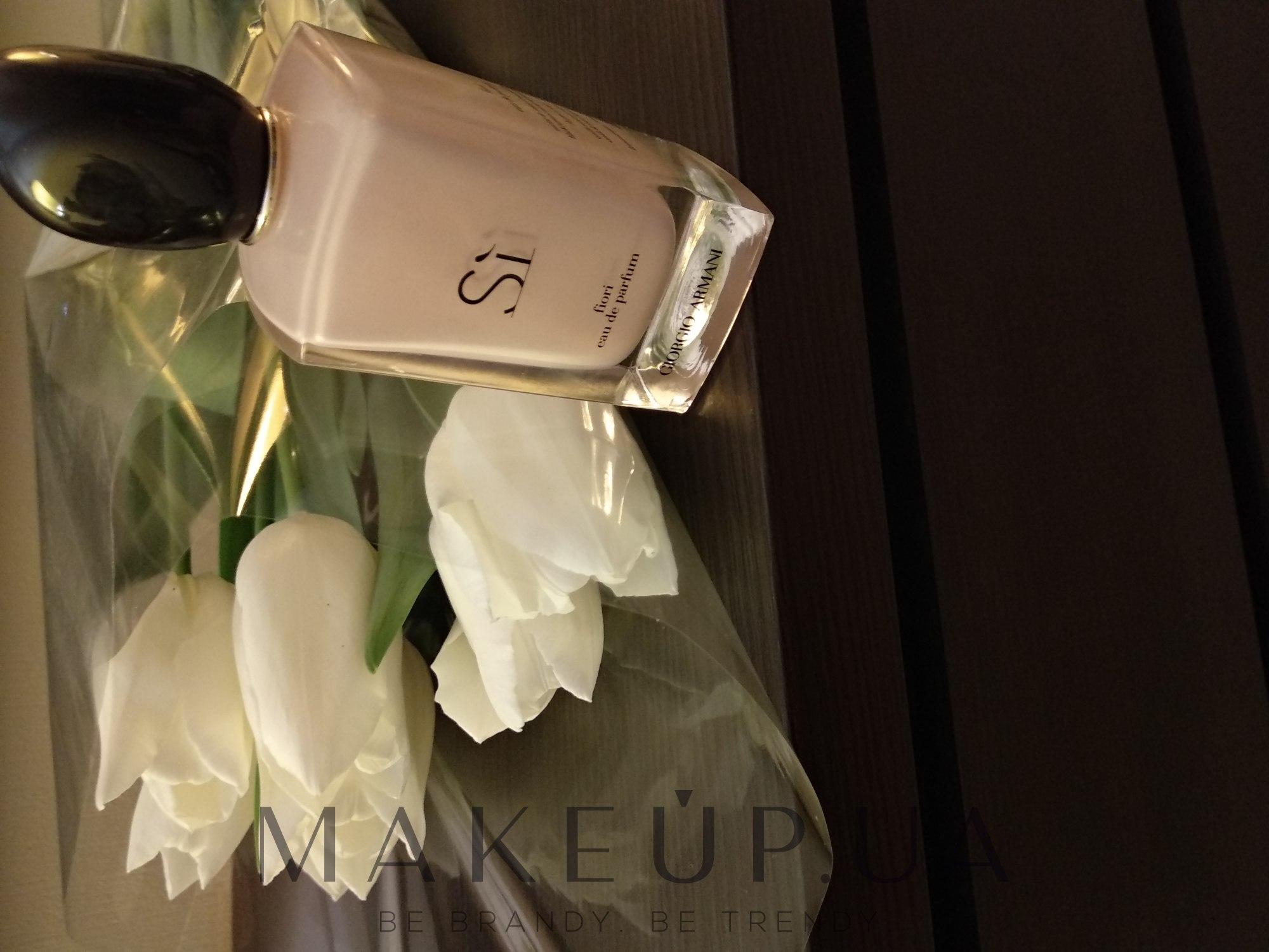 Makeup Giorgio Armani Si Fiori парфюмированная вода купить по
