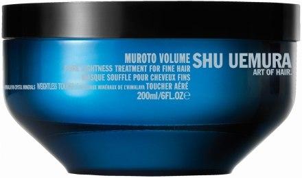 Маска для придания максимального объема волосам - Shu Uemura Art of Hair Muroto Volume Pure Lightness Treatment — фото N1