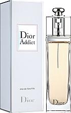 Духи, Парфюмерия, косметика Dior Addict Eau de Toilette - Туалетная вода