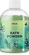 Духи, Парфюмерия, косметика Пудра для ванны «Fresh Bean» - SHAKYLAB Magic Bath Powder