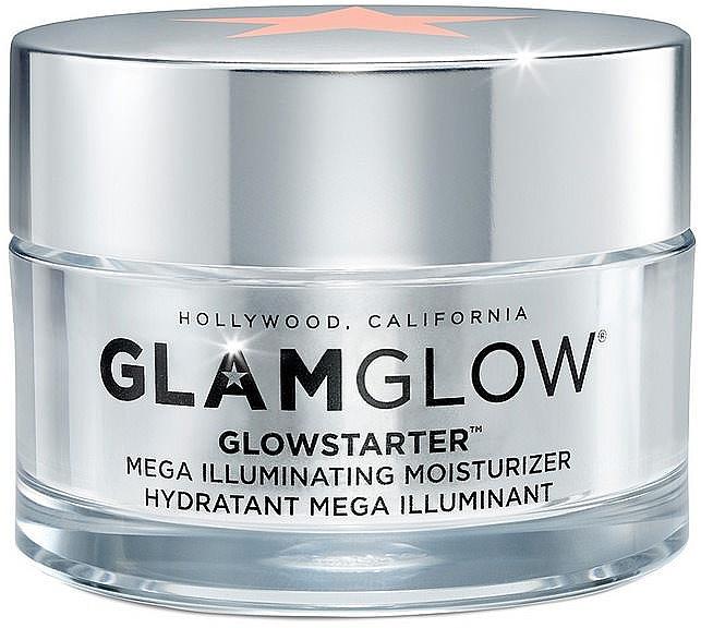 Увлажняющий крем с эффектом сияния - GlamGlow GlowStarter Mega Illuminating Moisturizer