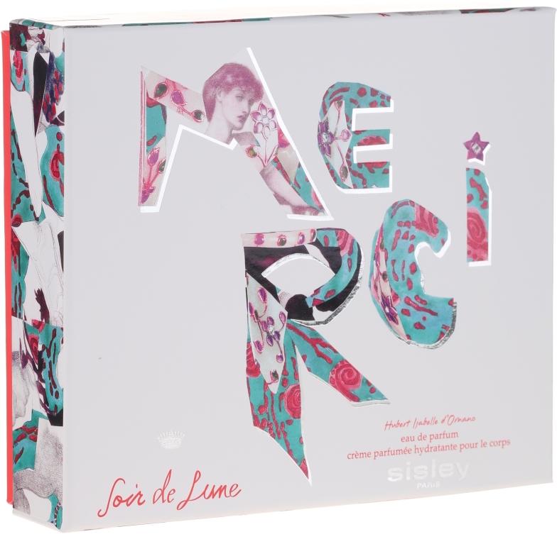 Sisley Soir De Lune Merci Gift Set - Набор (edp/30ml + b/cr/50ml)