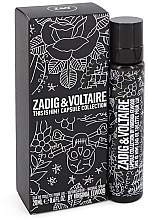 Zadig & Voltaire This Is Him! Capsule Collection - Туалетная вода (мини) — фото N2
