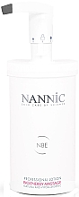 Духи, Парфюмерия, косметика Массажный крем «Биоэнергия» - Nannic Prof NBE Bio-energy Massage Cream