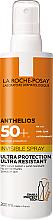Парфумерія, косметика Ультралегкий сонцезахисний спрей для обличчя й тіла SPF50+ - La Roche-Posay Anthelios Invisible Spray
