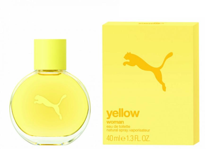 Puma Yellow Woman - Туалетная вода